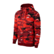 Nike Sportswear Club Fleece szabadidő felső (piros)